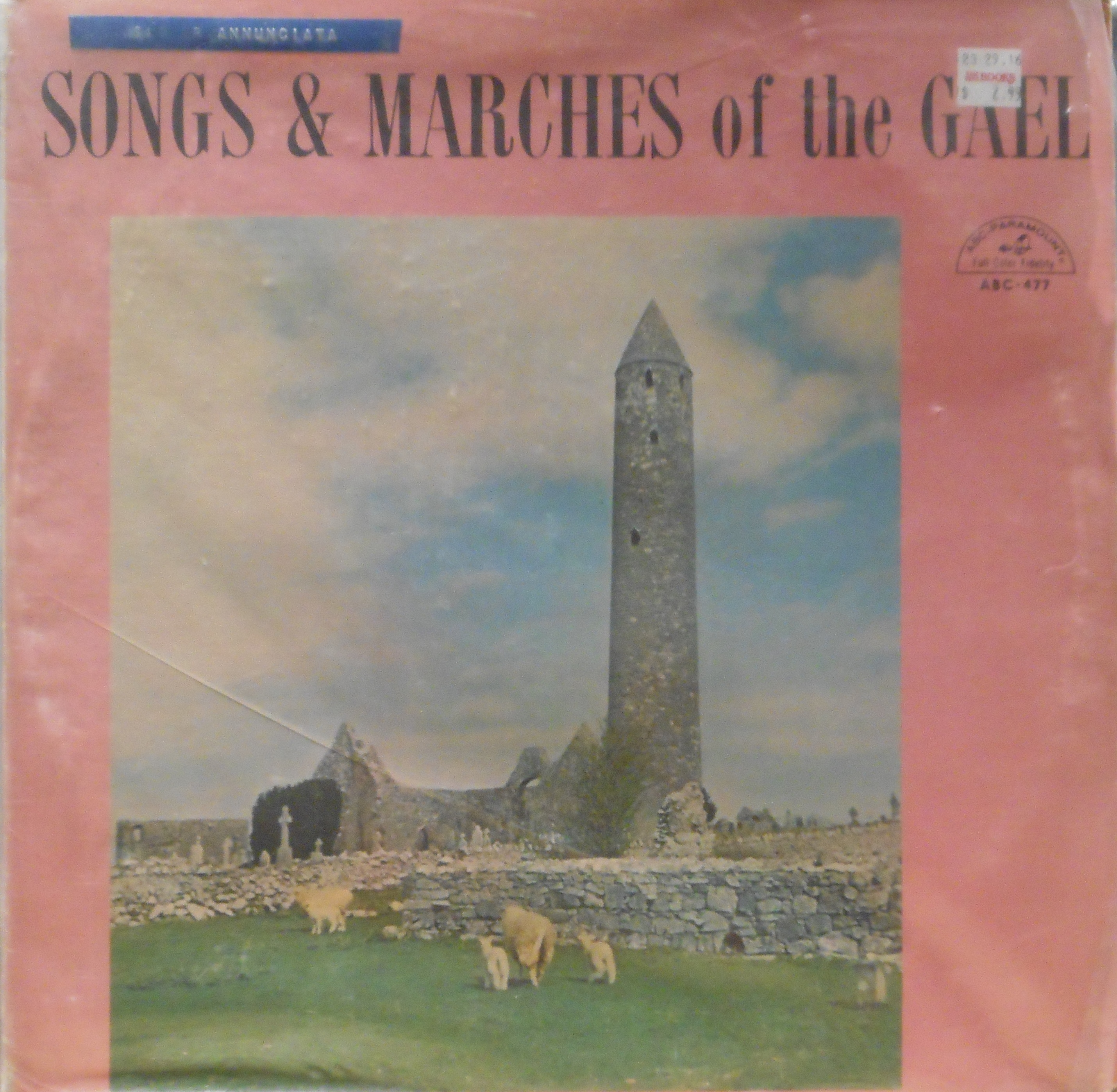 VA- Songs & Marches of the Gael – DONKEY-SHOW