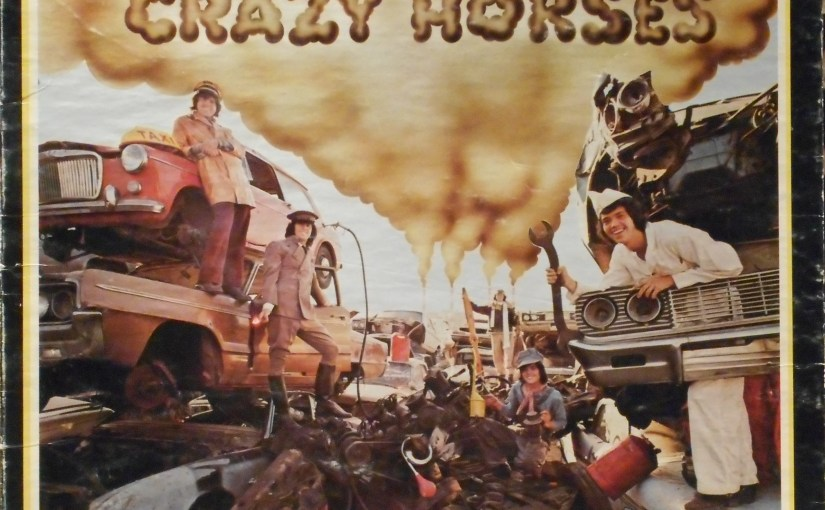 The Osmonds- Crazy Horses