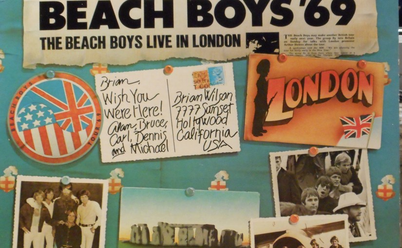 The Beach Boys- Beach Boys'69