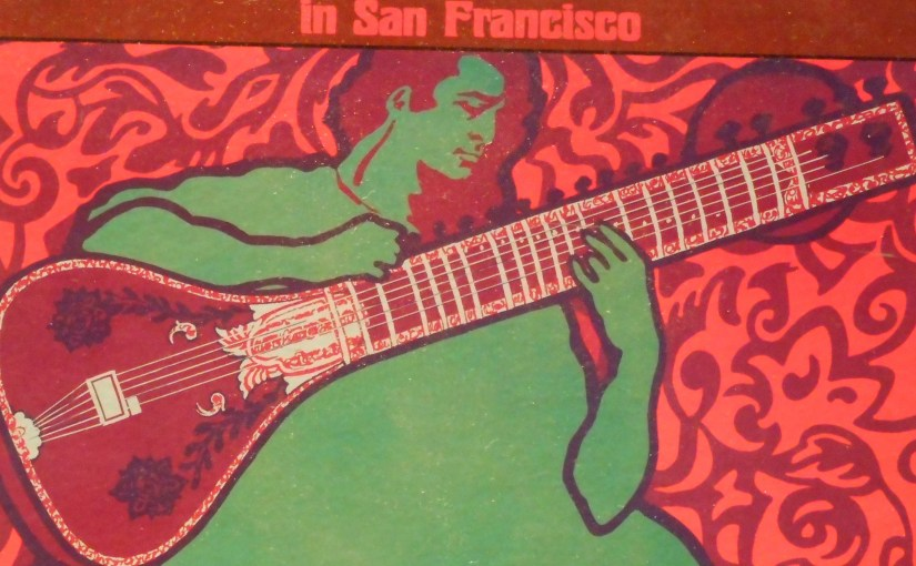 Ravi Shankar- In San Francisco