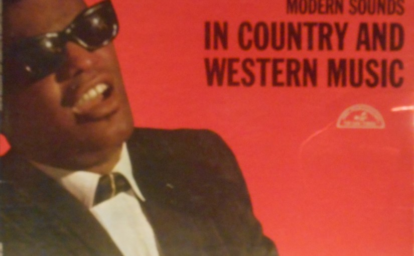 Ray Charles- Modern Sounds In Country and Western Music