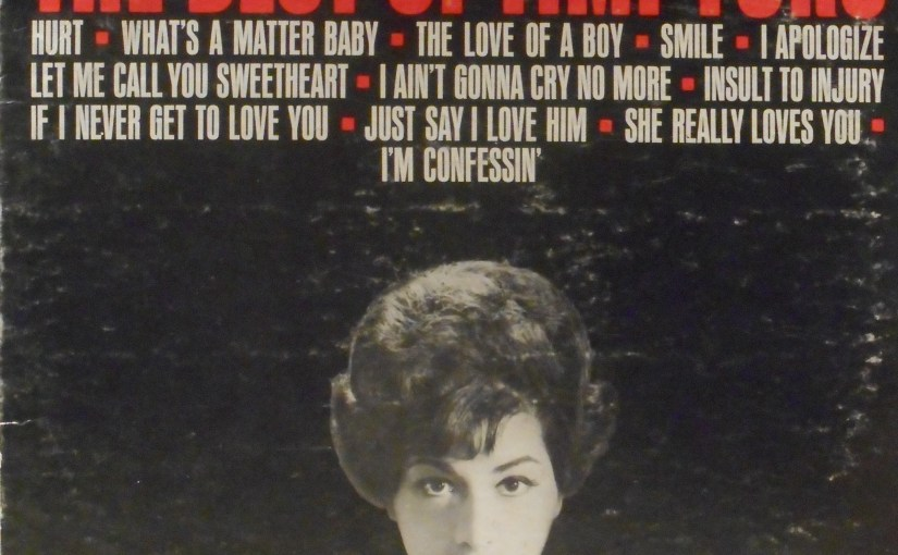 Timi Yuro-The Best Of