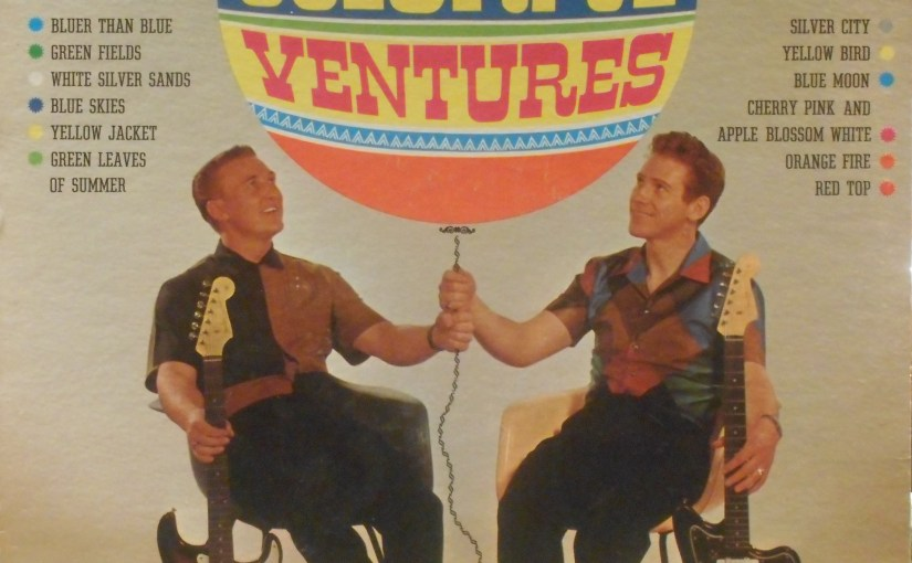 The Ventures- The Colorful Venture