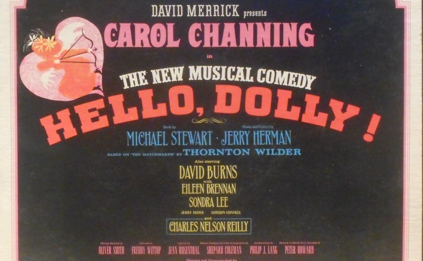 Original Cast Recording- Hello Dolly