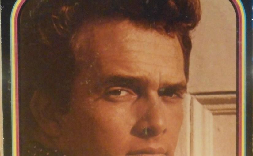 Merle Haggard- Close Up