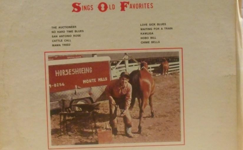 Monte Mills- Sings Old Favorites