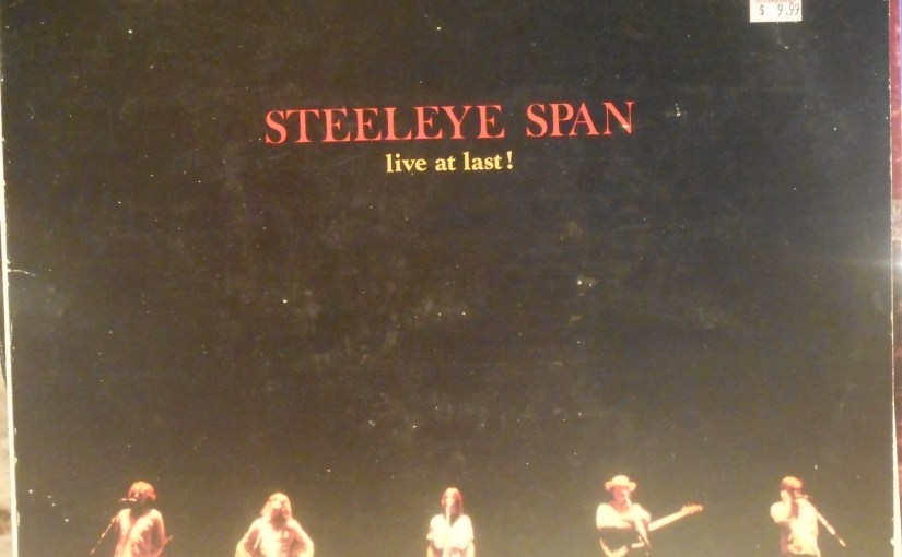 Steel Eye Span- Live At Last