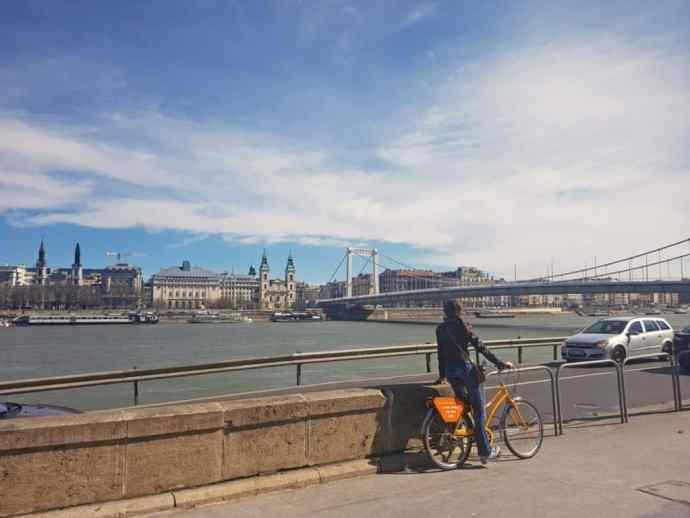 bridges budapest elisabeth bridge