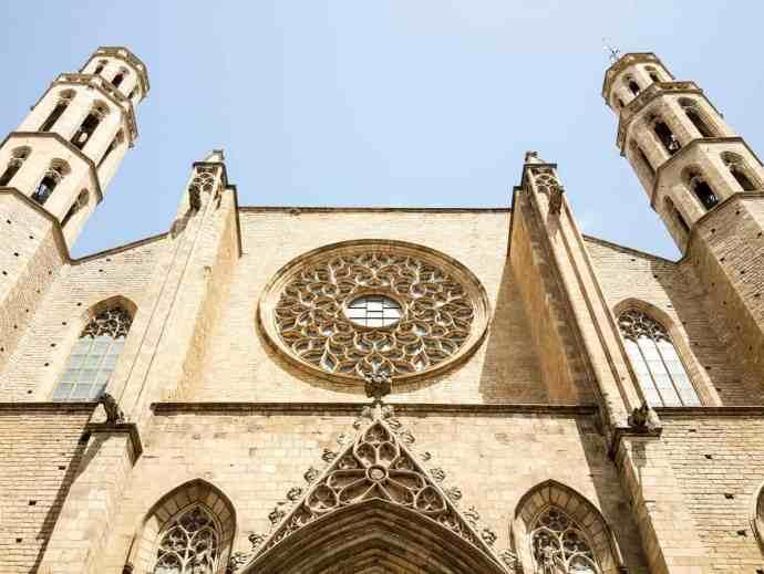 Hidden Barcelona - Basilica of Santa Maria del Mar