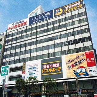 岡山駅前店の店舗情報・駐車場情報