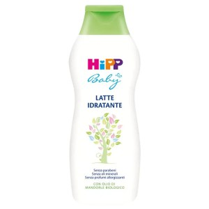 latte idratante hipp