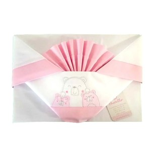 lenzuola culla rosa