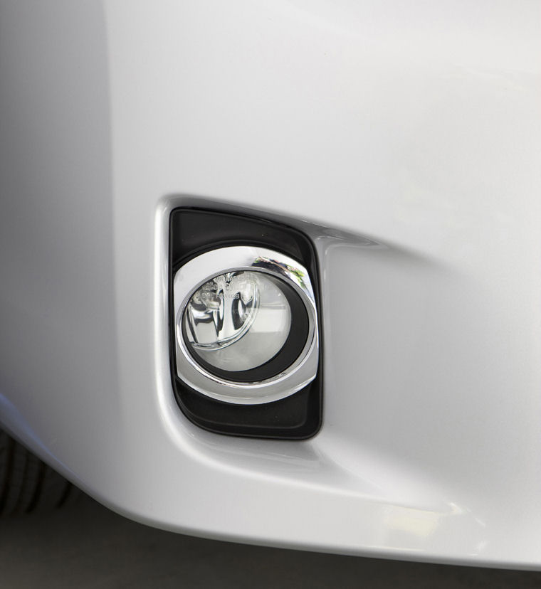 Toyota Kit 2013 Fog Tacoma Light
