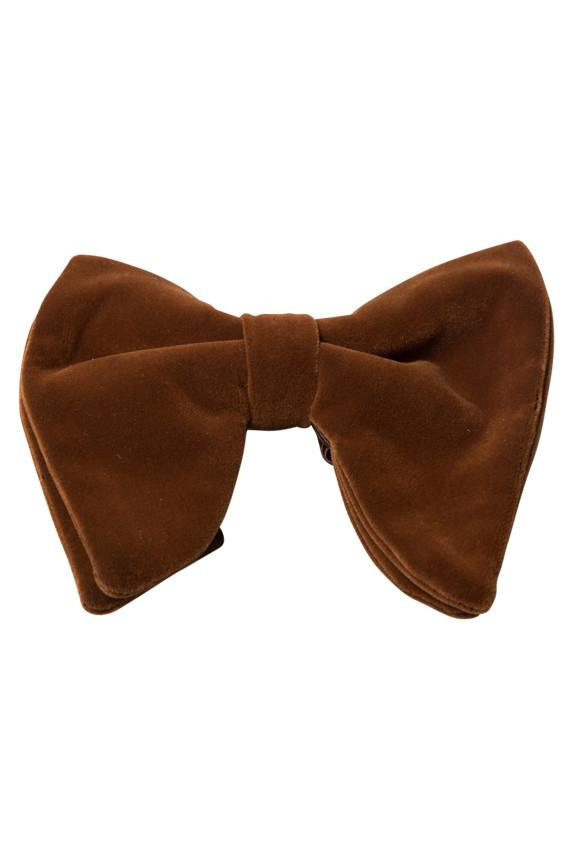 bow tie brown don morphy
