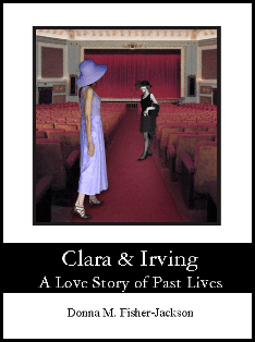Picture - Book Cover, Clara & Irving