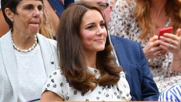 Kate Middleton in isolamento dopo Wimbledon: si teme il Coronavirus