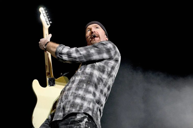 Chi è The Edge, il chitarrista della celebre band U2