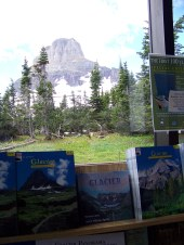 TOT Guide At Logan Pass