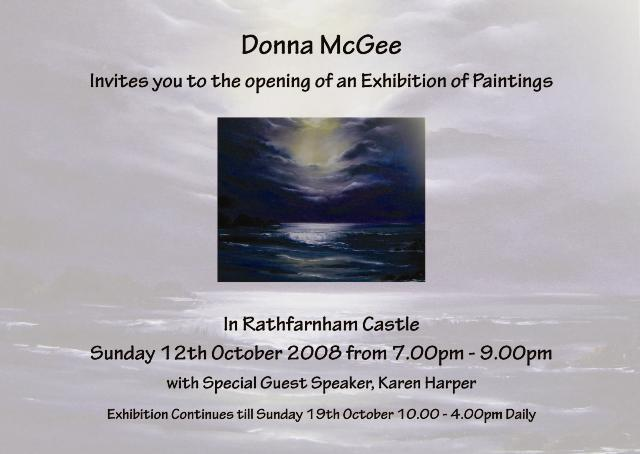Art Exhibition Invitation
