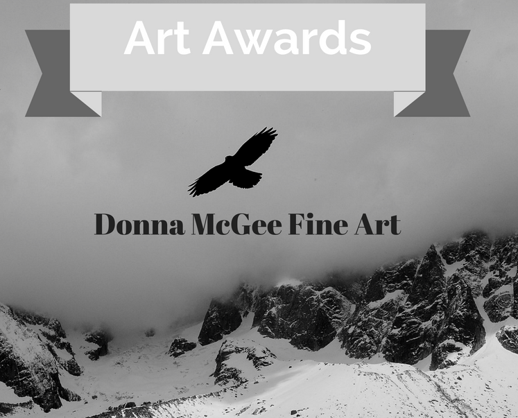 Art Awards Doonna McGee Fine Art