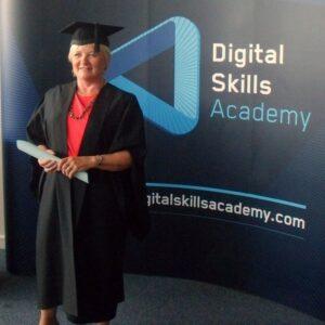 Graduation Day in Digital Media Production UX / UI