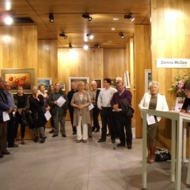 Shades of Diversity Art Exhibition - Opening Night