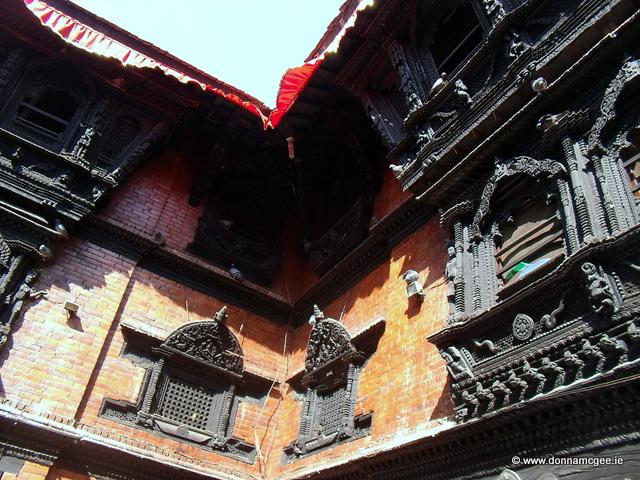 The Home of the Kumari, Nepal