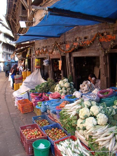 Street Scenes in Nepal