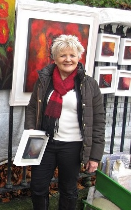 Donna McGee at The Peoples Art Dublin