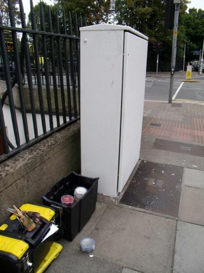 Poppy Corner - A blank Canvas