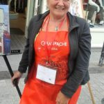 Donna McGee at Art in the Open Wexford