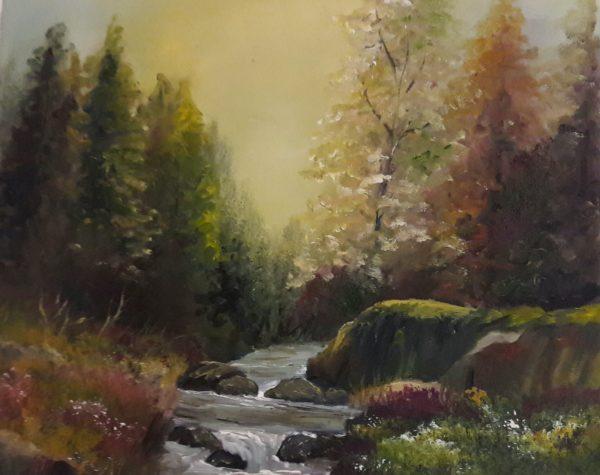 Nature Trail 10 x 12