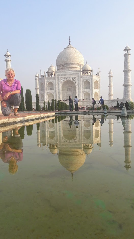 The Lure of India and Taj Mahal