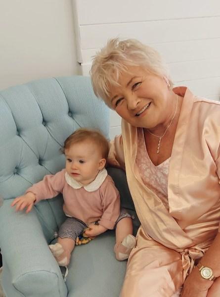 Baby Hayden grandchild