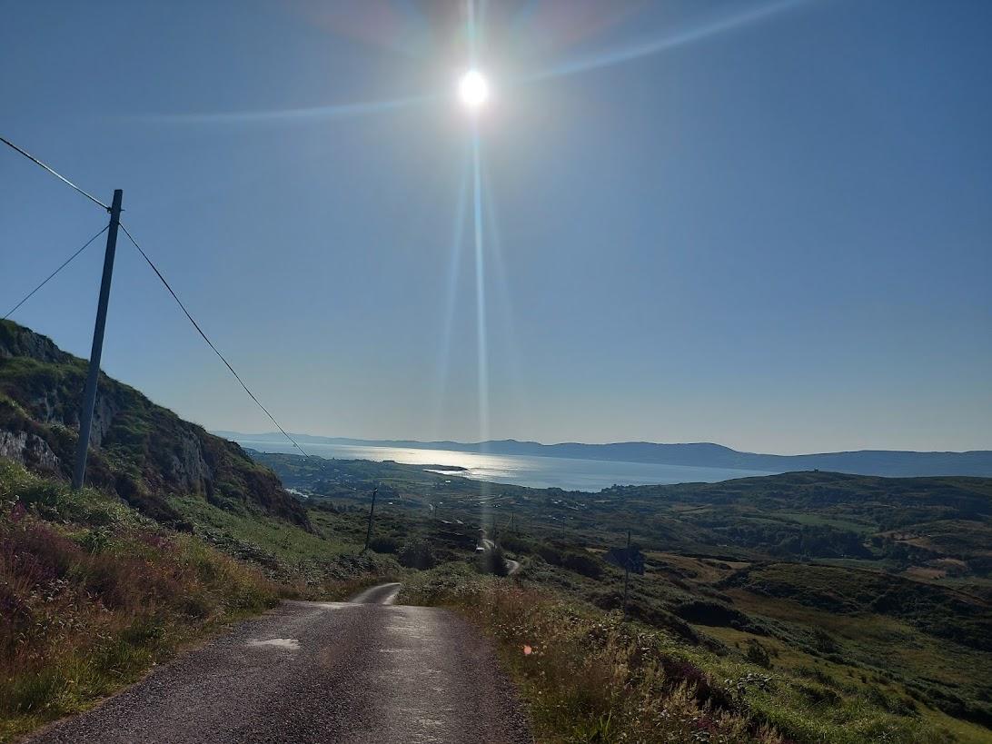 Summer Update - Bere Island irish landscape