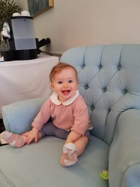 my beautiful grandchild
