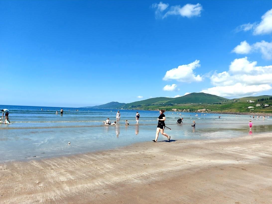 Inch beach kerry Ireland