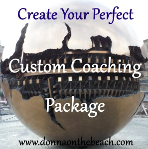Create your perfect custom coaching package
