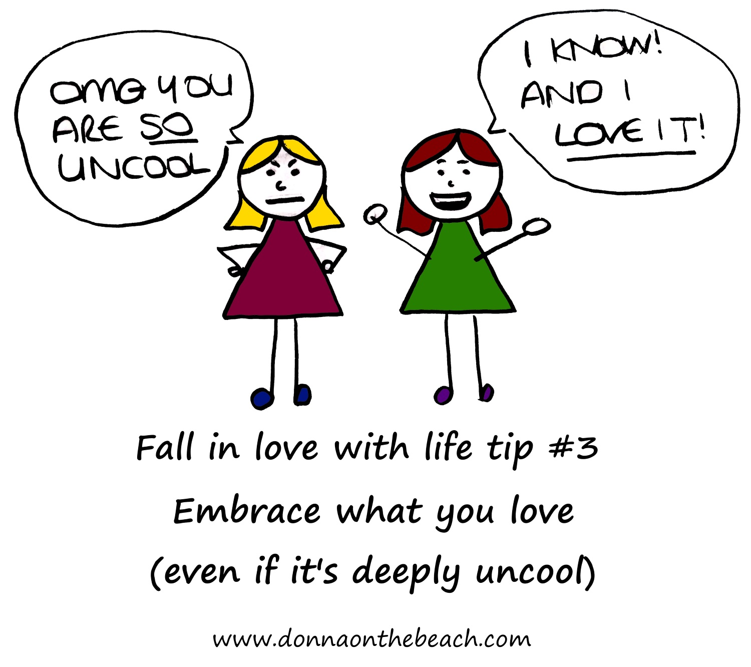 Love in with i you fall if What