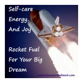 Rocket fuel for your big dream 170