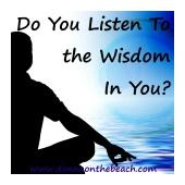 Wisdom in you