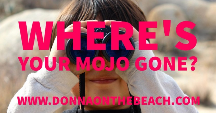 where's your mojo gone
