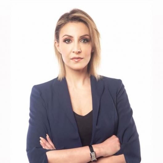 La nutrizionista e dietista Monica Germani, che ha seguito Noemi nel suo percorso di dieta