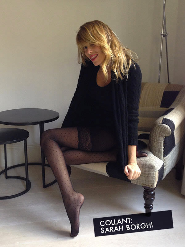 Alessia Marcuzzi in Collant: Foto incredibili