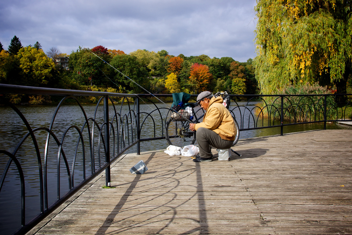 high park fisherman