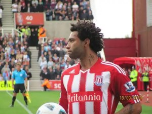 Photo of Jermaine Pennant who used electronic tagging during a football game in 2005.