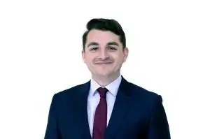 Photo of Daniel Fitzsimmons, Chartered Legal Executive, who discusses criminal convictions for serving police officers.