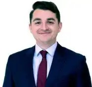 Photo of Daniel Fitzsimmons, Chartered Legal Executive, who represents clients in wrongful arrest claims.