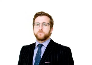 Photo of Kevin Donoghue, a solicitor who specialises in civil actions against the police.