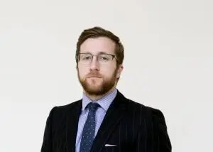 Photo of Kevin Donoghue, a solicitor, who discusses police human error.